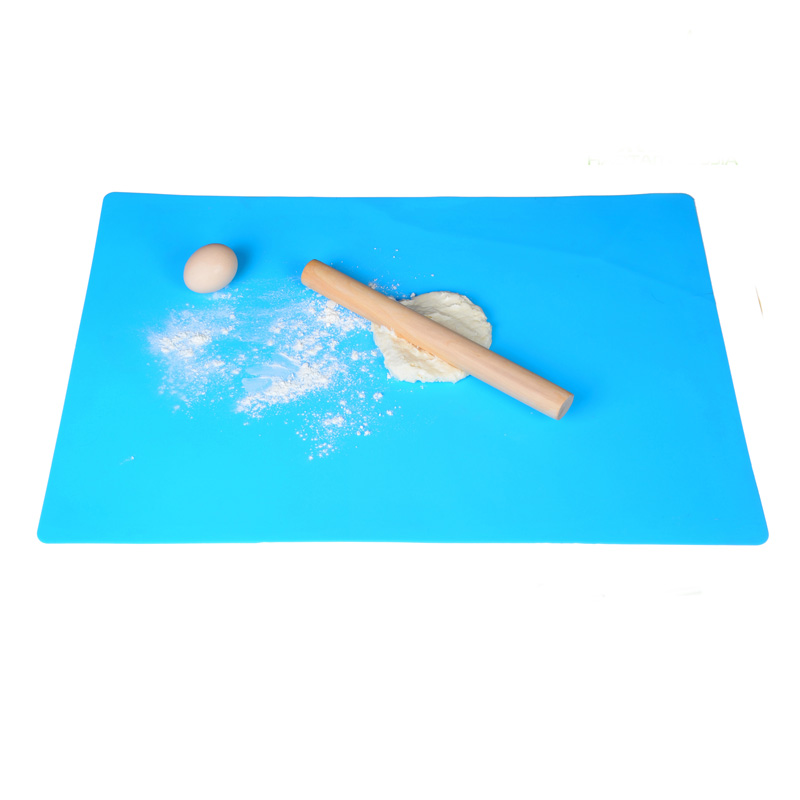 Multifunctional Non stick Silicone Baking Mat Liner Heat Resistance Table Placemat Pad Pastry Board Size 40x30cm