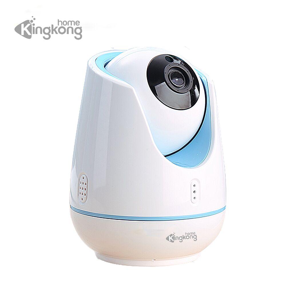 Kingkonghome Wireless 1080P Wifi Camera Security CCTV IP Camera Surveillance Smart PTZ Cameras Night Vision Two-way Audio IP Cam