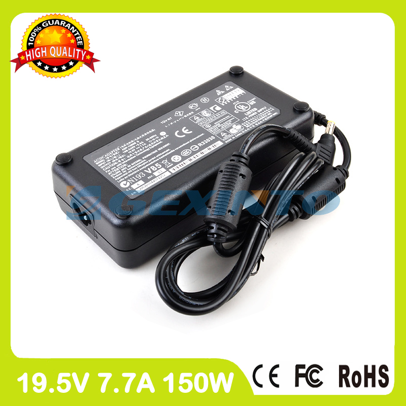 19.5V 7.7A 150W Laptop Charger Ac Adapter ADP-150NB D For Asus G53 G71 G73 G74 G53GW G71G G73G G74J G53J G71GX G73GW