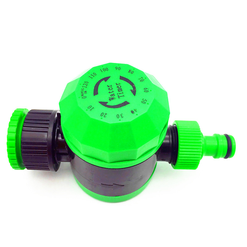 2 Hours Automatic Watering Timer Controller Garden Plant Irrigation System Green Excellent Quality For Agricultural irrigation