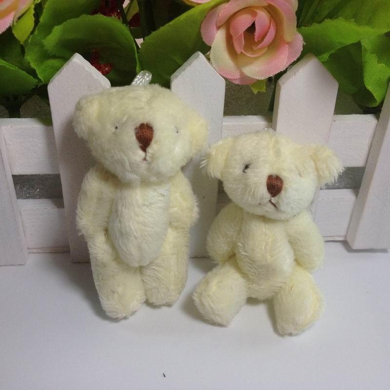 6cm long wool teddy bear (10)