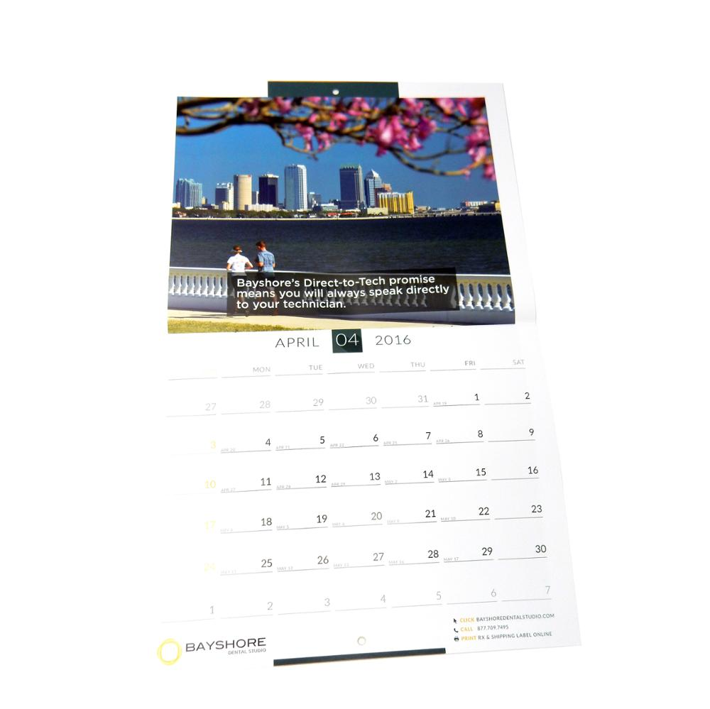 Hurry New Year Is Coming Quick Response Quality Printing 2019 Calendar