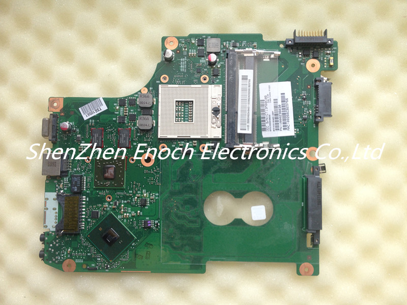 For Toshiba Satellite C640 C645  Laptop Motherboard  NON Integrated V000238030 6050A2381501-MB A02  stock No.999