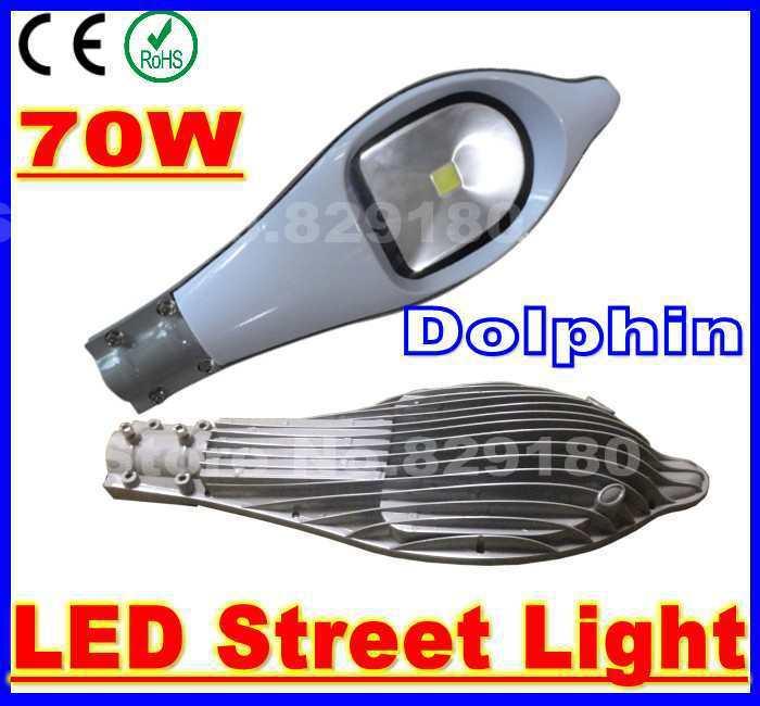 Ehrlich 4 Teile/los 70 Watt Dolphin Led Straßenlampen Straßenlampe Wasserdicht Ip65 45mil Led Chip Lumen Ac85-265v Led-straßenleuchte SorgfäLtige FäRbeprozesse Licht & Beleuchtung