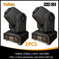 (2PCS) LED Moving Head DJ Spot Light 12W Cree Led Lamp Stage Lighting DMX 9/11 Channels Led Effect for Party KTV