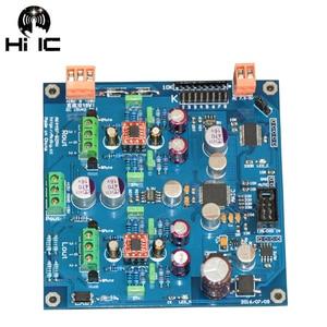 Image 3 - 1Pcs AK4497EQ  DAC Decoder Official Standard Circuit! I2S DSD Input Semi Finished Diy Kit Board Wth Soft Control Free Shipping