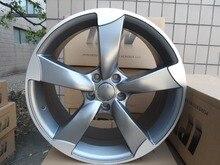 4 New 19×8.5 Rims wheels ET 45mm  CB 66.56mm   Alloy Wheel Rims W628