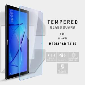 9H закаленное стекло для Huawei Media Pad T3 10 Защитная пленка для экрана планшета 9,7
