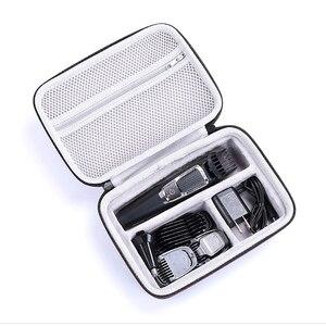 Image 5 - Étui Portable pour Philips Norelco multimarié série 3000 MG375 accessoires de rasoir sac de rangement EVA boîte couverture pochette à glissière