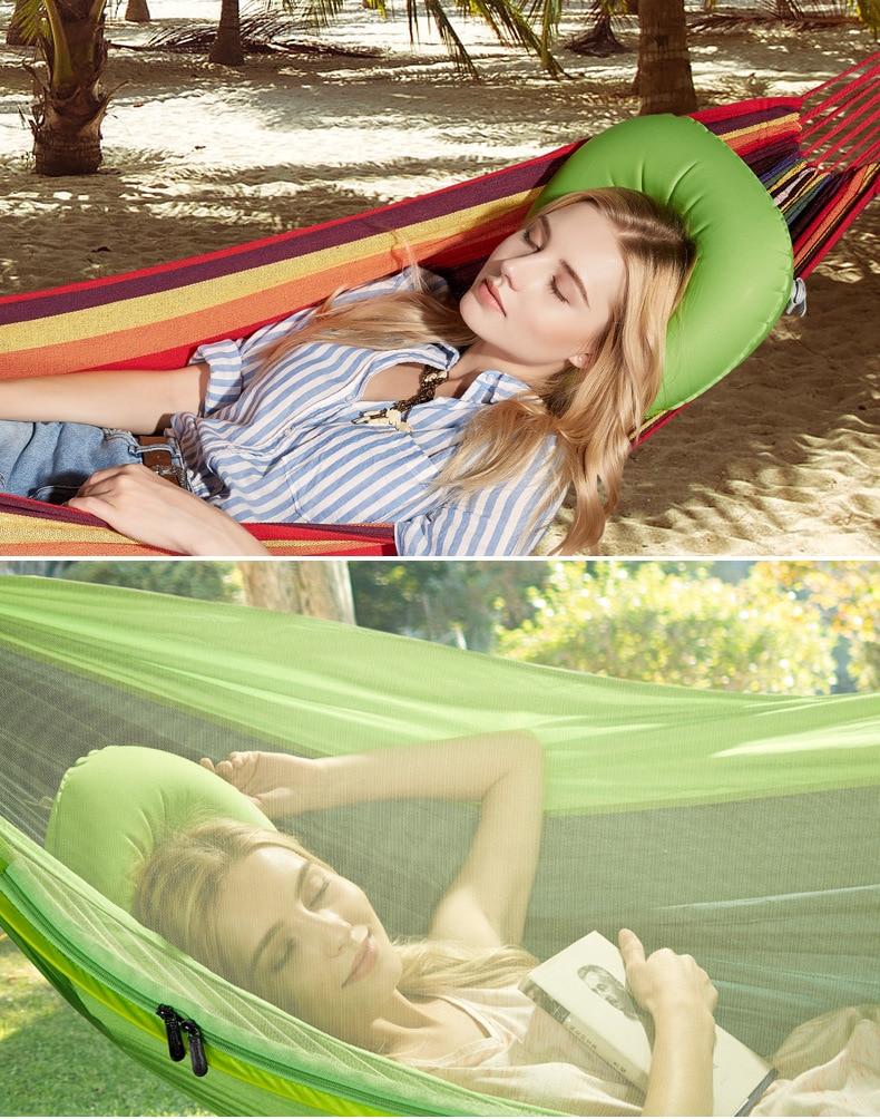 VILEAD портативный u-образный подушка для кемпинга 36*31 см уличный для пешего туризма надувная подушка самолет пляжный сон Сверхлегкий мягкий коврик