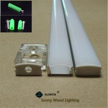 10set/lot 40inch 12mm strip  led aluminium profile for led bar light, led flat slim  aluminum channel,  tape light housing