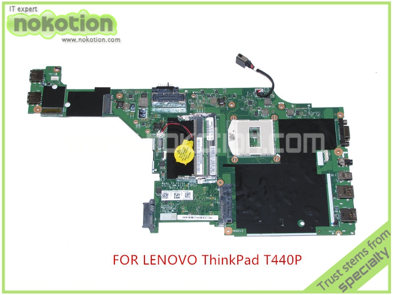 NOKOTION Brand NEW VILT2 NM-A131 Laptop motherboard for lenovo thinkpad T440P DDR3L FRU 00HM971 00HM977 HM86 HD5000 Mainboard fru 63y1896 for lenovo thinkpad w510 laptop motherboard qm67 ddr3 nvidia quadro fx 880m 15 6 inch