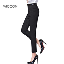 Pants Female Women Waist
