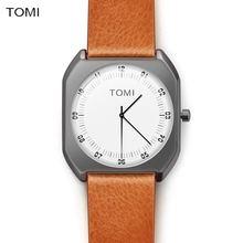 2017 Nueva Moda Simple Reloj de pulsera de Cuarzo Reloj de Pulsera Hombres Delgados Minimalista Hombre Reloj Relogio masculino Hodinky Caja Informal 12