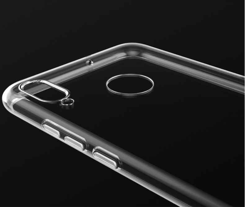 Soft Silicone TPU Case For Huawei Nova 2 2s 2i 3 3i 3e Lite Plus Transparent Cover Cases For Huawei Y5 Y6 Y7 Y9 2018 2019 Psmart