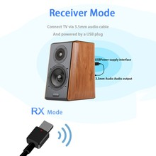 Wireless USB Audio Stereo Portable Mini Audio Adapter 2
