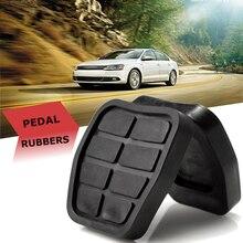 2 шт. черные резиновые педали 321721173 C44 сцепления Тормозные колодки для VW Golf Jetta MK2 тормозные колодки авто
