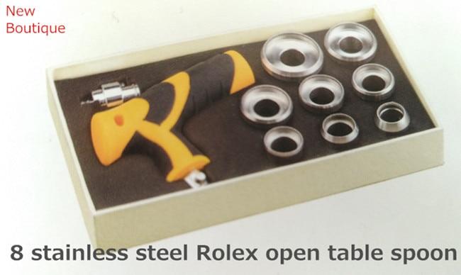 Reparatur-werkzeuge & Kits Uhrenzubehör Öffnen Zu 60mm Vergrößert 5700 Stahl Basis Uhr Zurück Opener Für Wasserdichte Uhren Uhr Reparatur