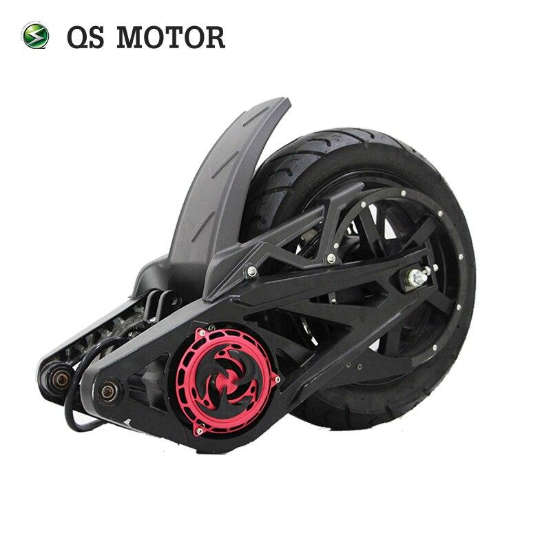 Electric Bike Motor Kit Price: QS 3000W 138 70H Qsmotor Electric Bike Motor Mid Drive