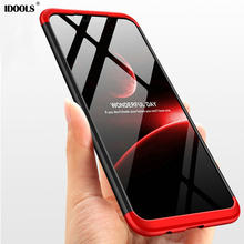 IDOOLS Case for Huawei Mate 20 Lite 6.3 inch Back Cover 3 in 1 PC Full Protection Phone Bags Cases for Huawei Maimang 7 Shell(China)