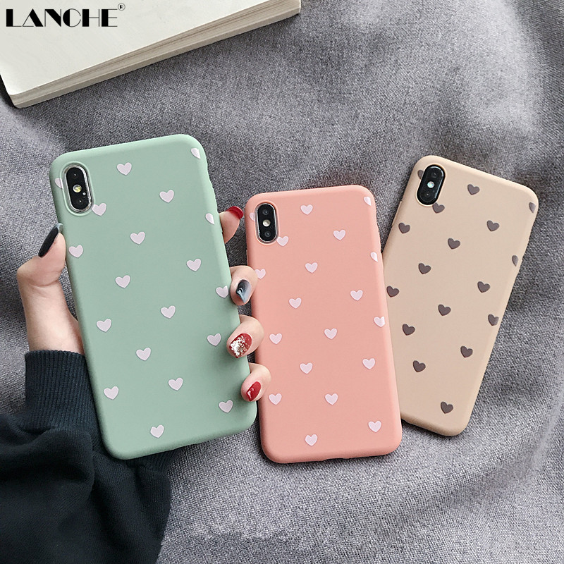 LANCHE Silicone Phone Case For Huawei Honor 10 20 9 V10 10 Candy Color Soft Cover For Huawei P10 P20 P30 Mate 10 20 Pro Case