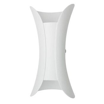 Moderne LED outdoor waterdichte licht 80 v-265 v wit zwart IP65 waterdichte licht.