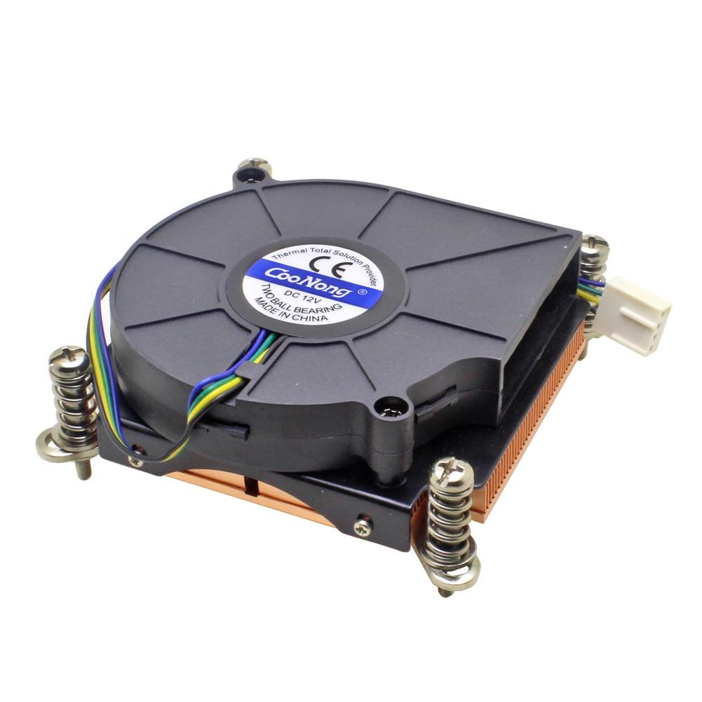 HP DL380 G7 CPU upgrade kit Heatsink and 2 Fans 496066-001 496064-001