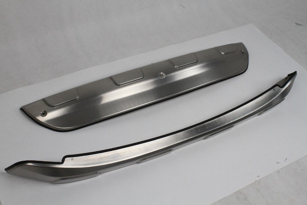 Stainless Steel Fit For Mazda Cx5 Cx 5 2012 2013 2014 2015 2016 Bumper Board Guard Skid Plate In