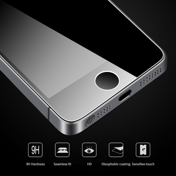b115ef8c4dd Descripción. Vidrio Templado floreado para iPhone 5 5S se vidrio para  iPhone 5S ...