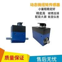 Dynamic Micro Torque Sensor High Precision Motor Engine Internal Combustion Engine Test Rig Torque SC NJ805
