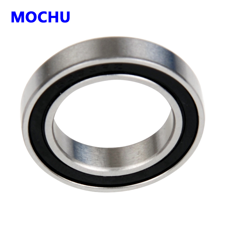 92011057 s 17 5 1pcs Bearing 6803 S6803RS 17x26x5 Stainless steel ring SI3N4 ball MOCHU Bike Wheel Axle Bearings Ceramic Stainless Hybrid