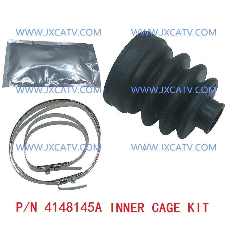 Front Inner 2011-2013 CF-Moto Rancher 500 CF500-5 UTV CV Boot Kit