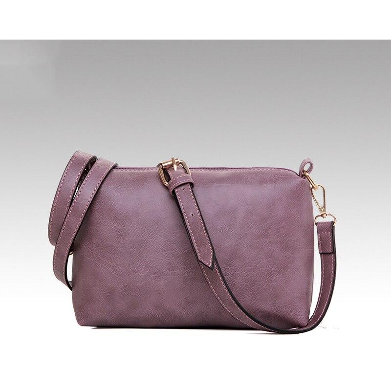 ombro senhora do escritório casual Women Handbag Color : Red;black;grey;purple;silver