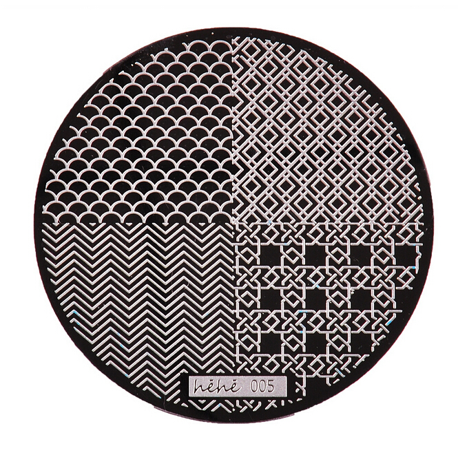 Scale Mermaid Net Strings Wave Nail Art Stamping Template Image Plate hehe005 Manicure Stencil Set For Nail Tools Stamping 10pcs nail art stamping printing skull style stainless steel stamp for diy manicure template stencils jh461 10pcs