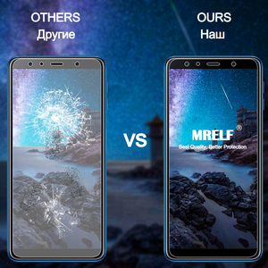 Image 3 - Tempered Glass for Samsung Galaxy A7 2018 Screen Protector A7 A9 2018 Phone Protective on Glass for Samsung A9S A9 2018 Glass A7