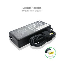 20V 6.75A 130W New Laptop computer Charger for Lenovo ThinkPad T440p T540p IdeaPad Y50 ADL135NLC3A 36200609 45N0365 45N0554 ADL135NDC3A
