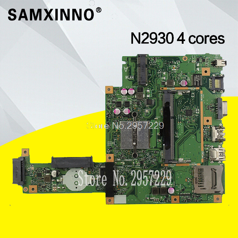 X453MA Motherboard Original X453MA 2930 X453M X403M F453M Laptop Motherboard For Asus Mainboard 100% Tested Well