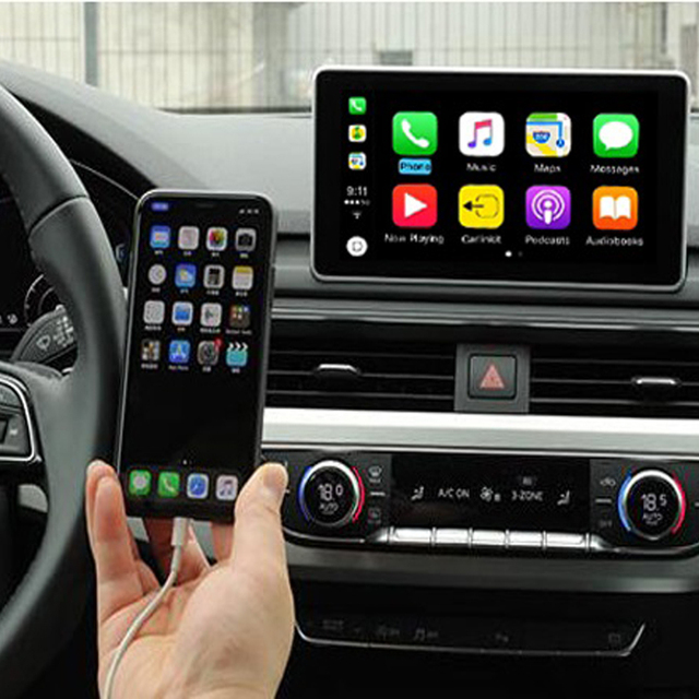 Apple Carplay For Audi A GMMI A All Road Q Rs GMMI Audi - Audi car play