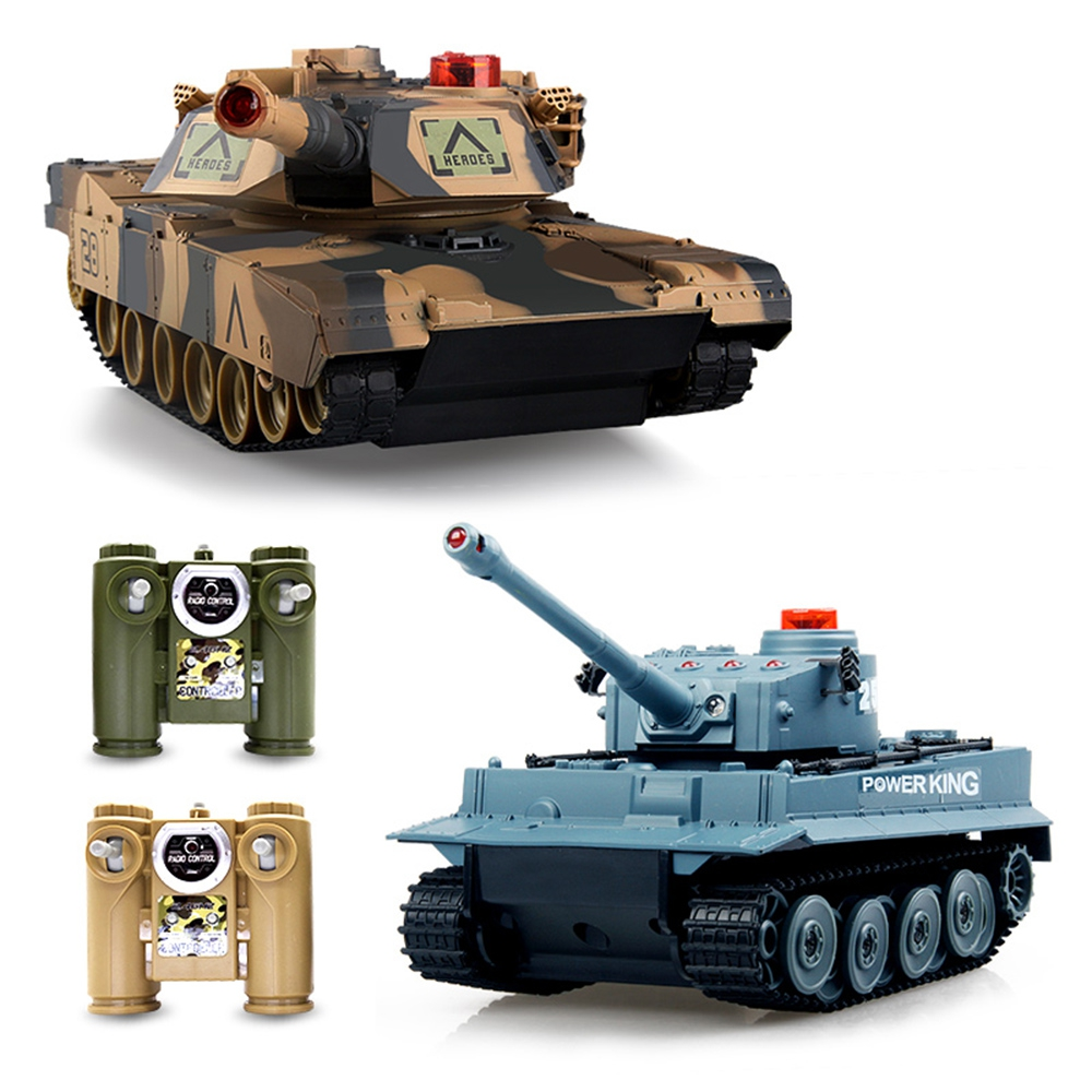 Infrared Radio Remote Control Twin Battle Tank Set Fighting Battle Tank Remote Control Toys with Musical Flashing for Child Gift infrared remote control module hx1838 receiver nec coded infrared remote control set 1xcr2025