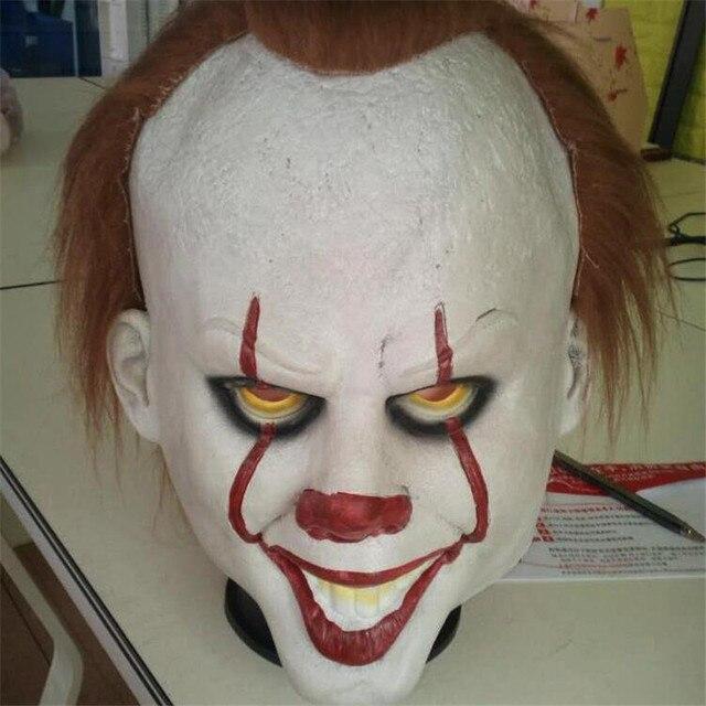 Маска клоуна Оно 2