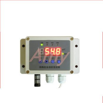 Temperature and humidity transmitter RS485 digital tube display Modbus-RTU communication protocol TD200A
