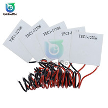 5pcs/Lot TEC1-12705 Thermoelectric Cooler Peltier TEC1-12706 TEC1-12710 TEC1-12715 SP1848-27145 40*40MM