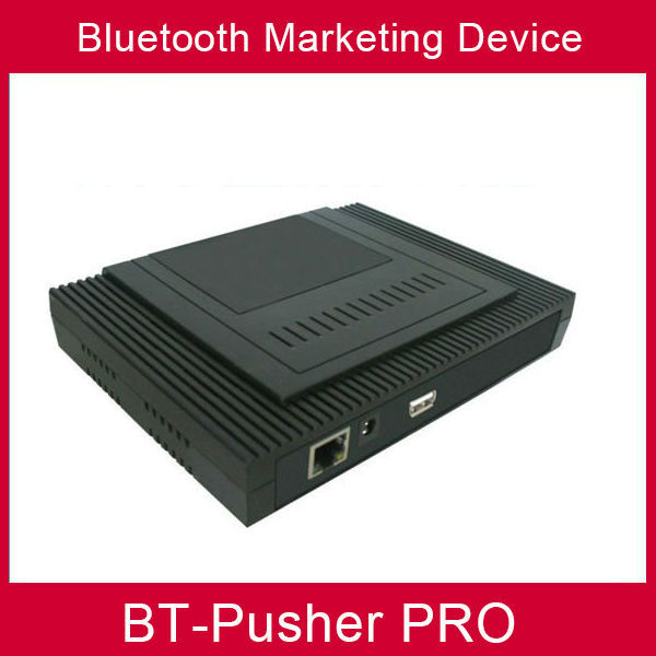 Bluetooth proximity marketing device with car charger,4800maH battery(advertising your shop anytime,anywhere) using in light box