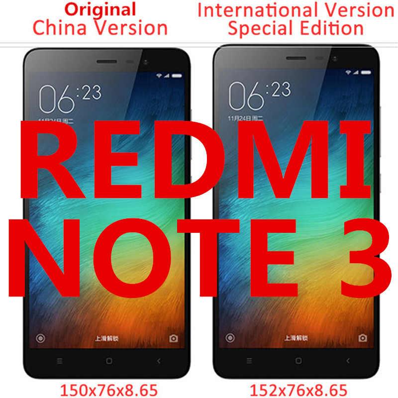 Misturar 3 Max 2 3 de Vidro temperado Para XIAOMI REDMI nota 3 4 5A 6 PRO 4X Tela versão Global capa protetora
