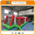 10*5m   kids giant  inflatable soccer football  field,Soccer pitch arena