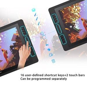 Image 2 - KAMVAS Pro 20 2019 Version 19.5 Inch Pen Display Digital Graphics Drawing Tablet Monitor IPS HD Pen Tablet Monitor 8192 Levels