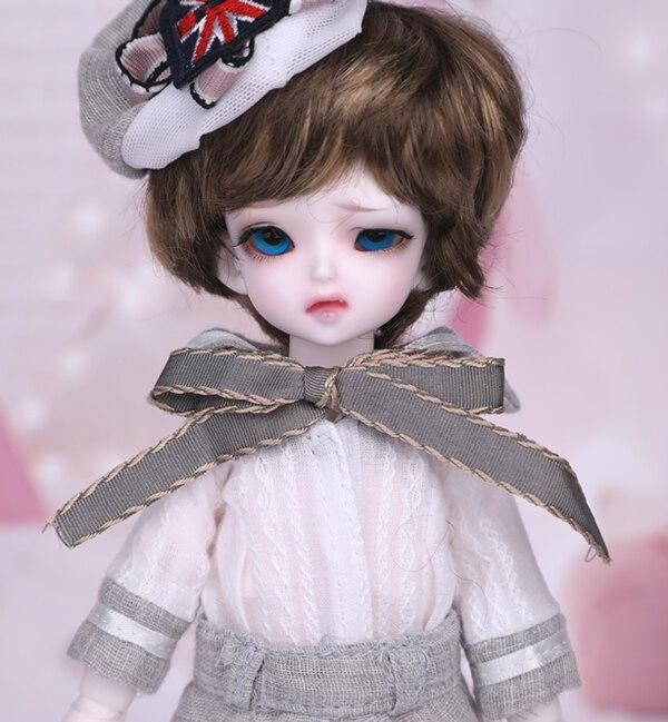 Lali 1/6 bjd 인형 bjd/sd 패션 사랑스러운 모델 수지 공동 인형 아기 소녀 생일 선물 임의의 눈-에서인형부터 완구 & 취미 의  그룹 3