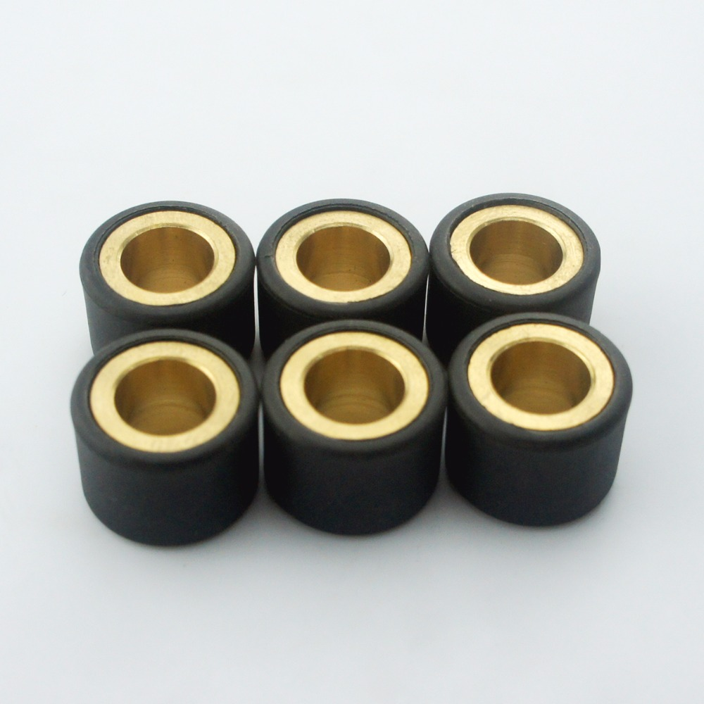Customized Motorcycle scooter Roller Weight 20x12 ZY 125 COPPER 12 5g Refit Drive Variator rollers