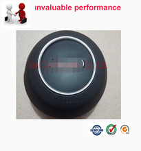 Car styling Free shipping Airbag Cover For A4L  Driver steering wheel SRS Air bag Cover With Logo