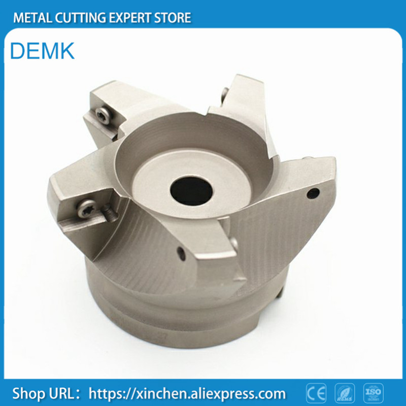 Milling discs,RAP400R,BAP400R 80-27-5T CNC machine tool Milling machine knifeInsert the for Scrap blades APKT1604/APMT1604